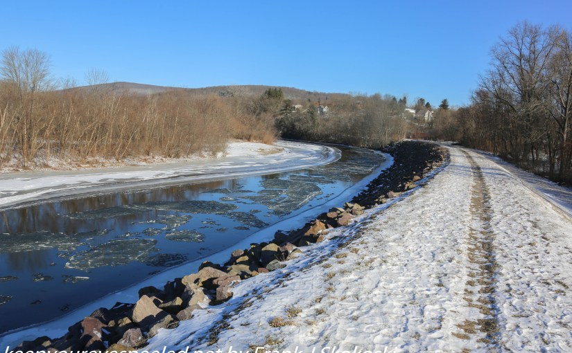 Another Winter Walk Along The Lehigh River