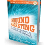 "Great books for Marketers 2014: ""Inbound Marketing; Get Found using Google, Social Media, and Blogs"""