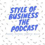 "NEW! SOB Episode with Rashad ""Bow Tie"" Mills – Entrepreneur, Speaker, Author & Mental Health Advocate"