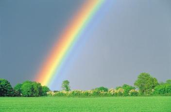 Rainbow --- Image by © Royalty-Free/Corbis