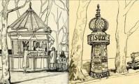 Οι ζωγραφιές της Σίλβια Πλαθ