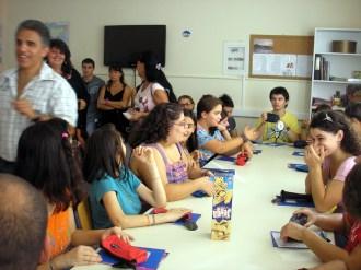 Αγιασμός στο Ειδικό Σχολείο Φαρακλάτων
