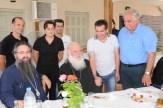 Επίσκεψη Ιερώνυμου στην Λευκάδα