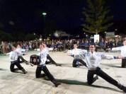 Ρώσσοι στην Πλατεία Αργοστολίου