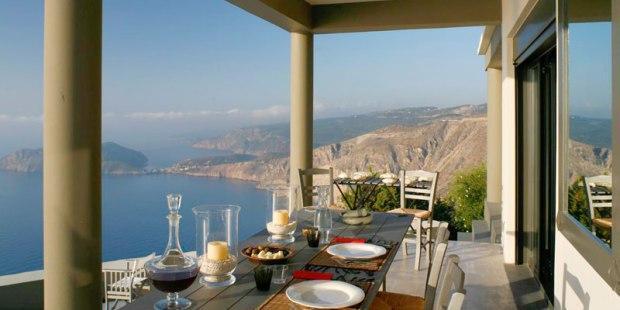 Το ωραιότερο σπίτι του πλανήτη βρίσκεται στην Κεφαλονιά