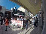 Συγκέντρωση - Πορεία στο Αργοστόλι