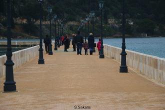 Γέφυρα Δεβοσέτου στο Αργοστόλι