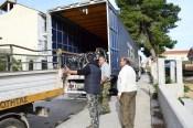 Εξοπλισμό για τα Γηροκομεία χορήγησε η Ιερά Μητρόπολη Κεφαλληνίας