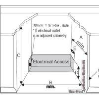 Kegerator Cabinet Plans   Cabinets Matttroy