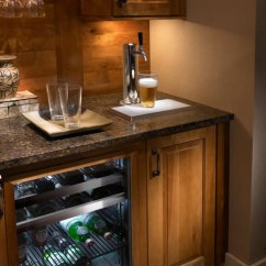 Upper Kitchen Cabinets With Glass Doors Pantry Closet Planning For A Kegerator In Your Renovation