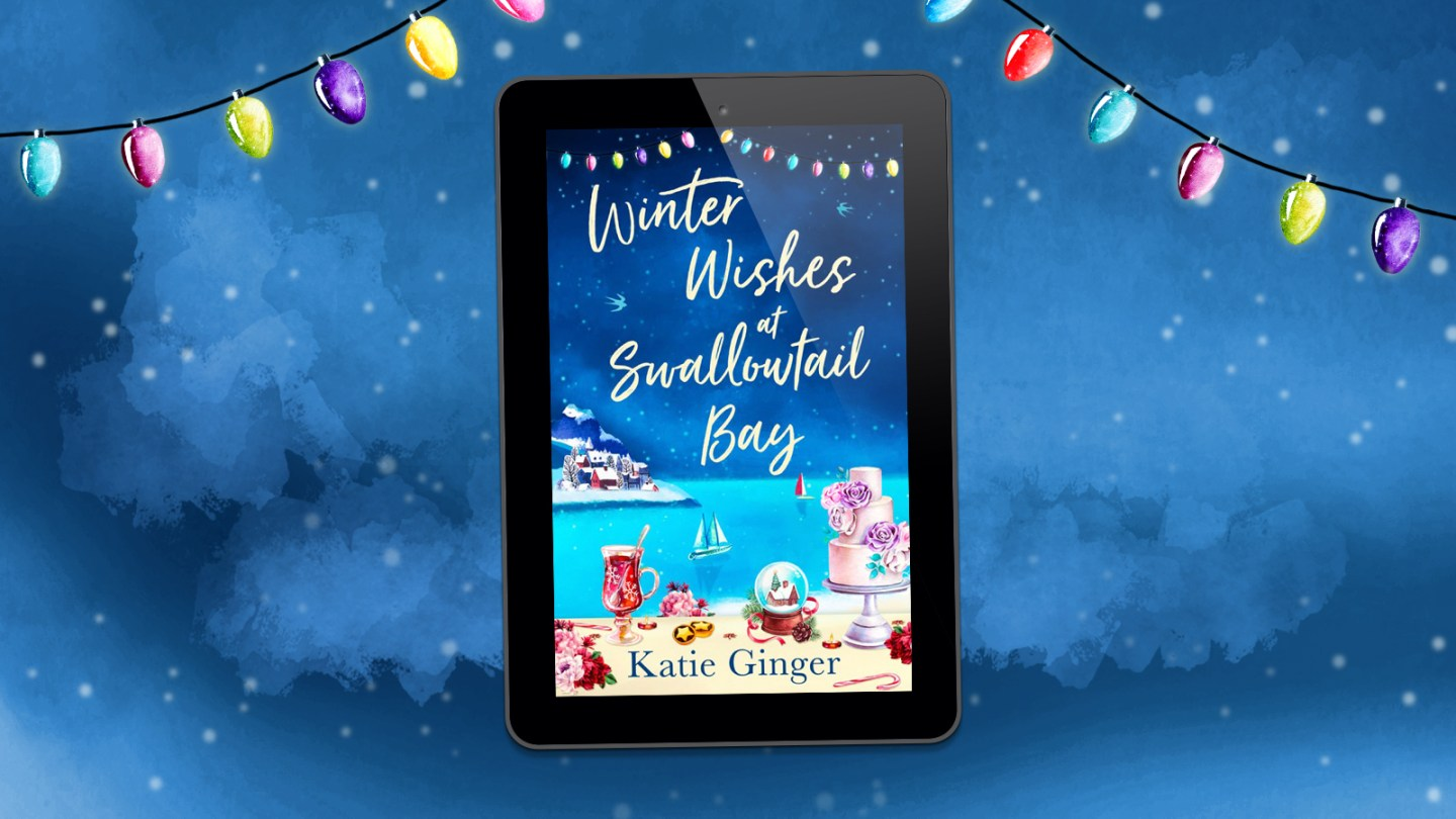 It's publication day for Winter Wishes at Swallowtail Bay! – Katie Ginger,  Writer