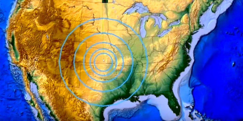 It's Official: Injection of Fracking Wastewater Caused Kansas' Biggest Earthquake