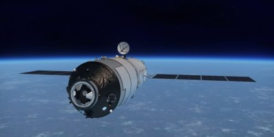 A CGI rendering of Tiangong-1.-Image-courtesy-of-China-Aerospace Science and Technology Corporation