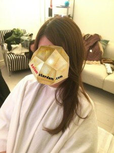 hair style for Female medium〜long18