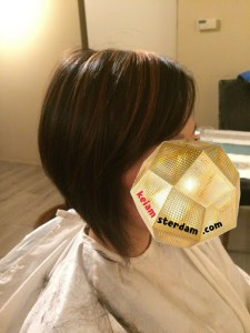 hair style for Female short〜Bob12