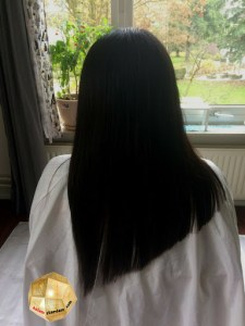 hair style for Female medium〜long22