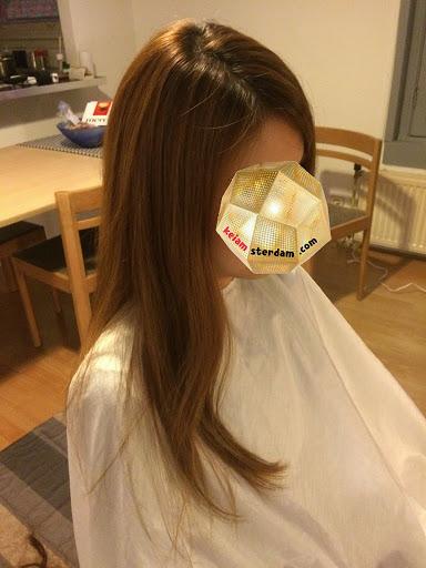 hair style for Female medium〜long3