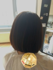 hair style for Female short〜Bob1