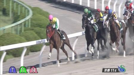【平安ステークス 2016】動画・結果/人気のアスカノロマンが5馬身差圧勝
