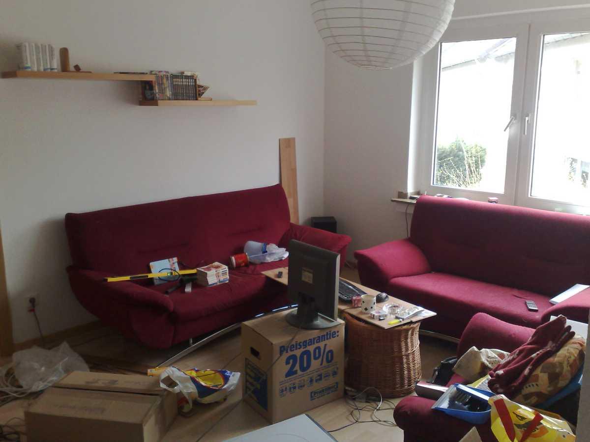 Umzug Meine Neue Wohnung