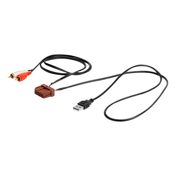 USBHY1 Hyundai USB Retention Detail Page