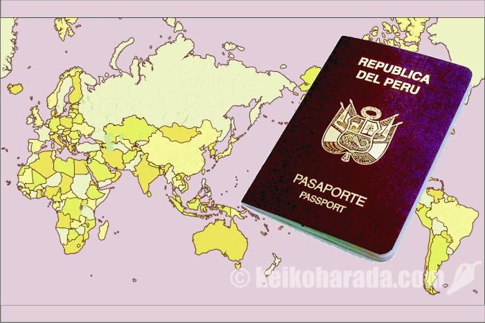 ペルー人がビザなしで気軽に旅行できる国-その2
