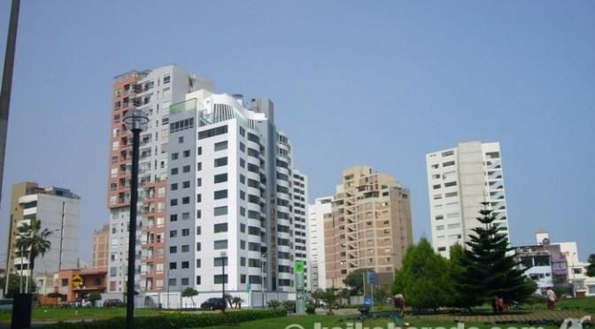 リマ10区の平均月額住居賃貸料