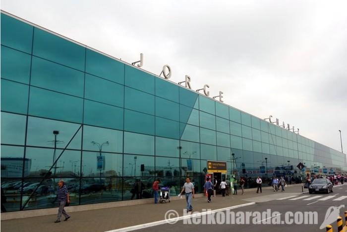 リマ国際空港 エアポートバス運行開始