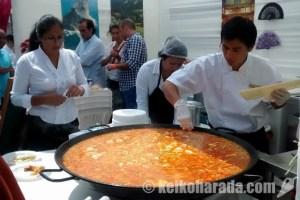 ACODAPEチャリティーバザー・スペイン