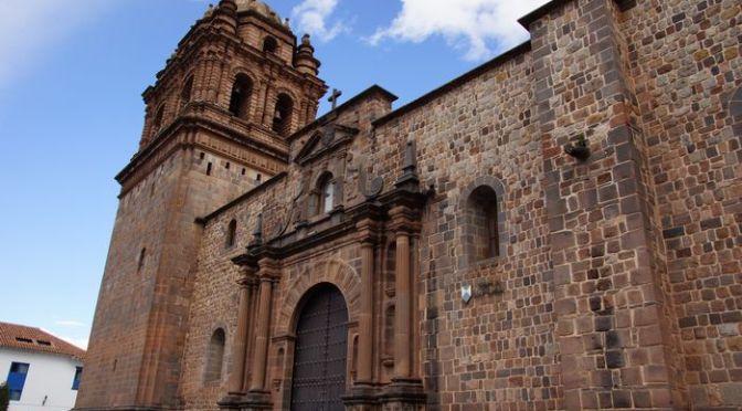 クスコのサン・フランシスコ教会・修道院