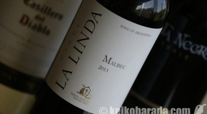 マルベック種 ワイン