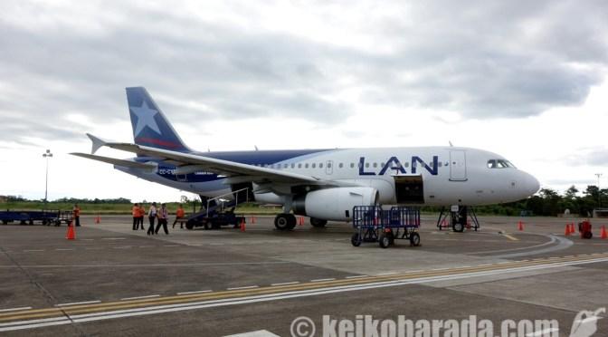 LATAMペルー航空 15日から国内線機内飲食サービス有償化