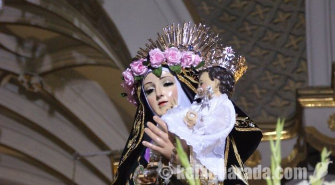 リマのサンタ・ロサと、願いが叶う奇跡の井戸