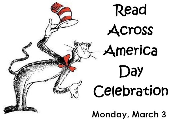"""""""Grab Your Hat and Read with a Cat"""" on Read Across America"""