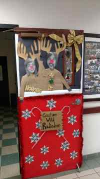 Orlando Holds a Door Decorating Contest - Keiser University