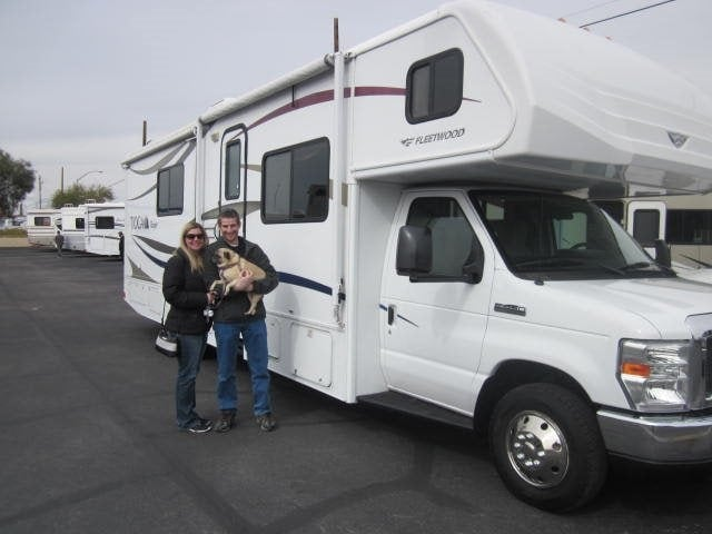 motorhome purchase