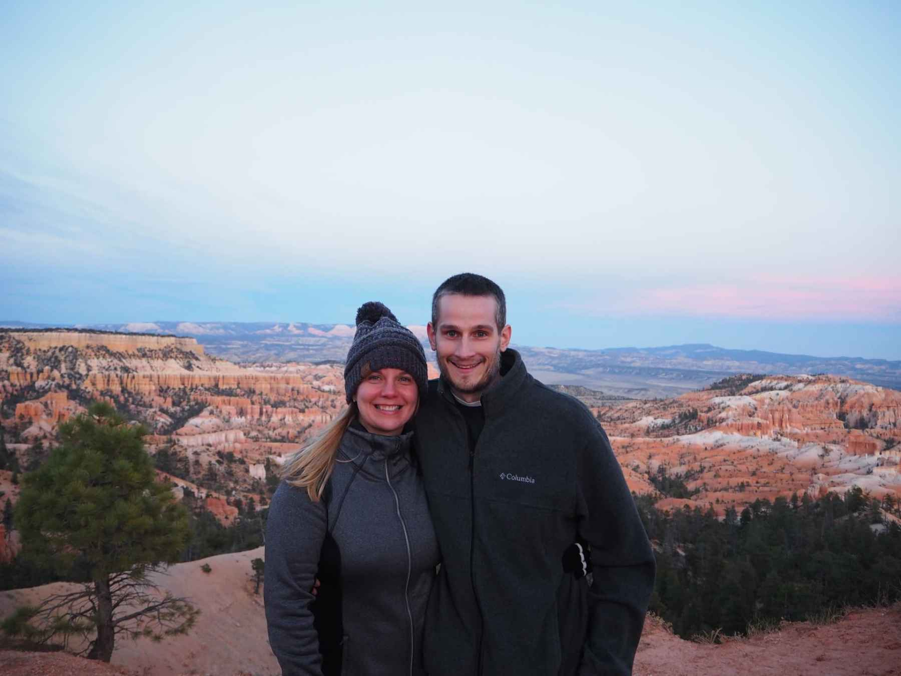 Full Moon Hike at Bryce Canyon