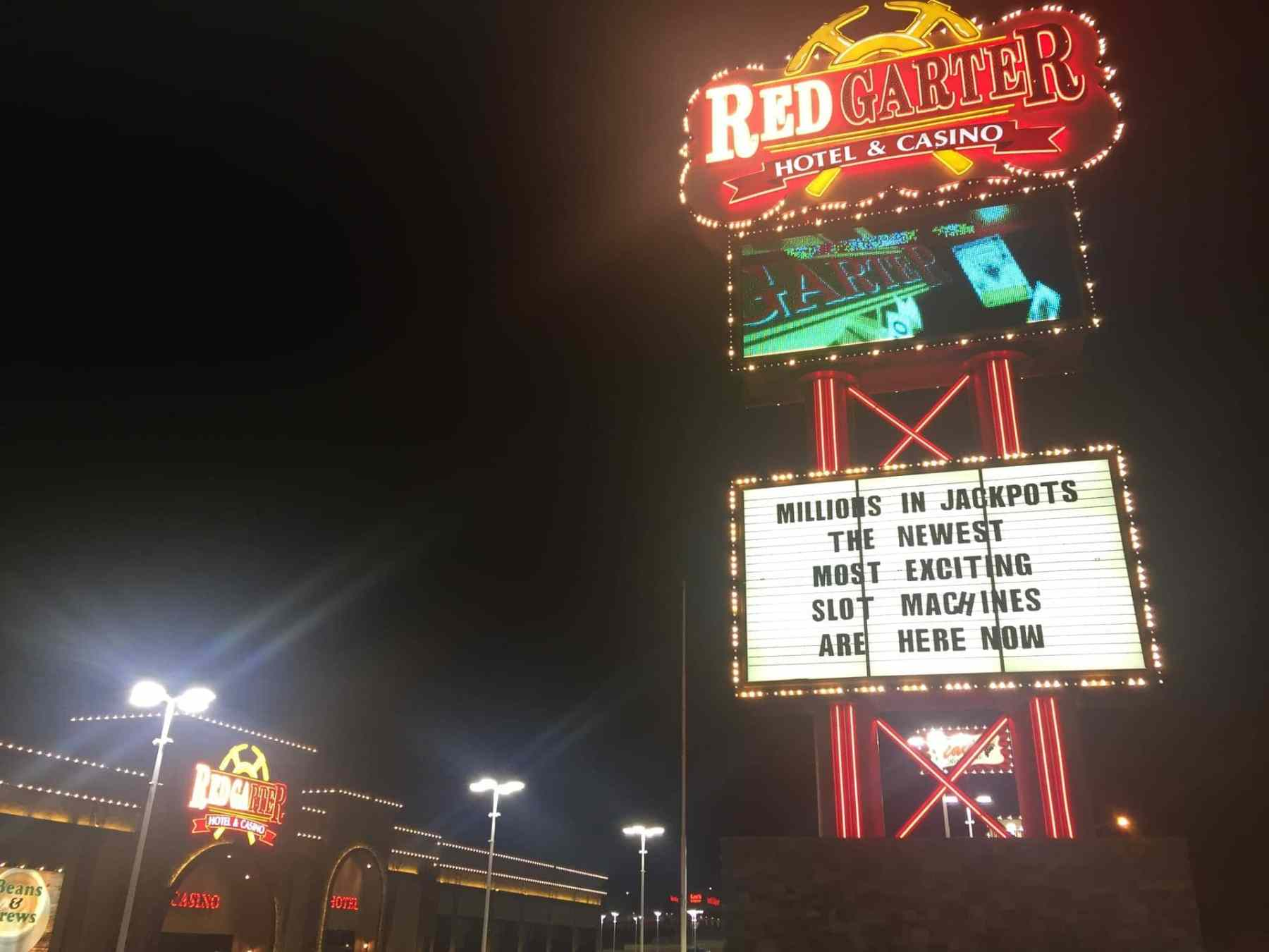 Red Garter Hotel and Casino