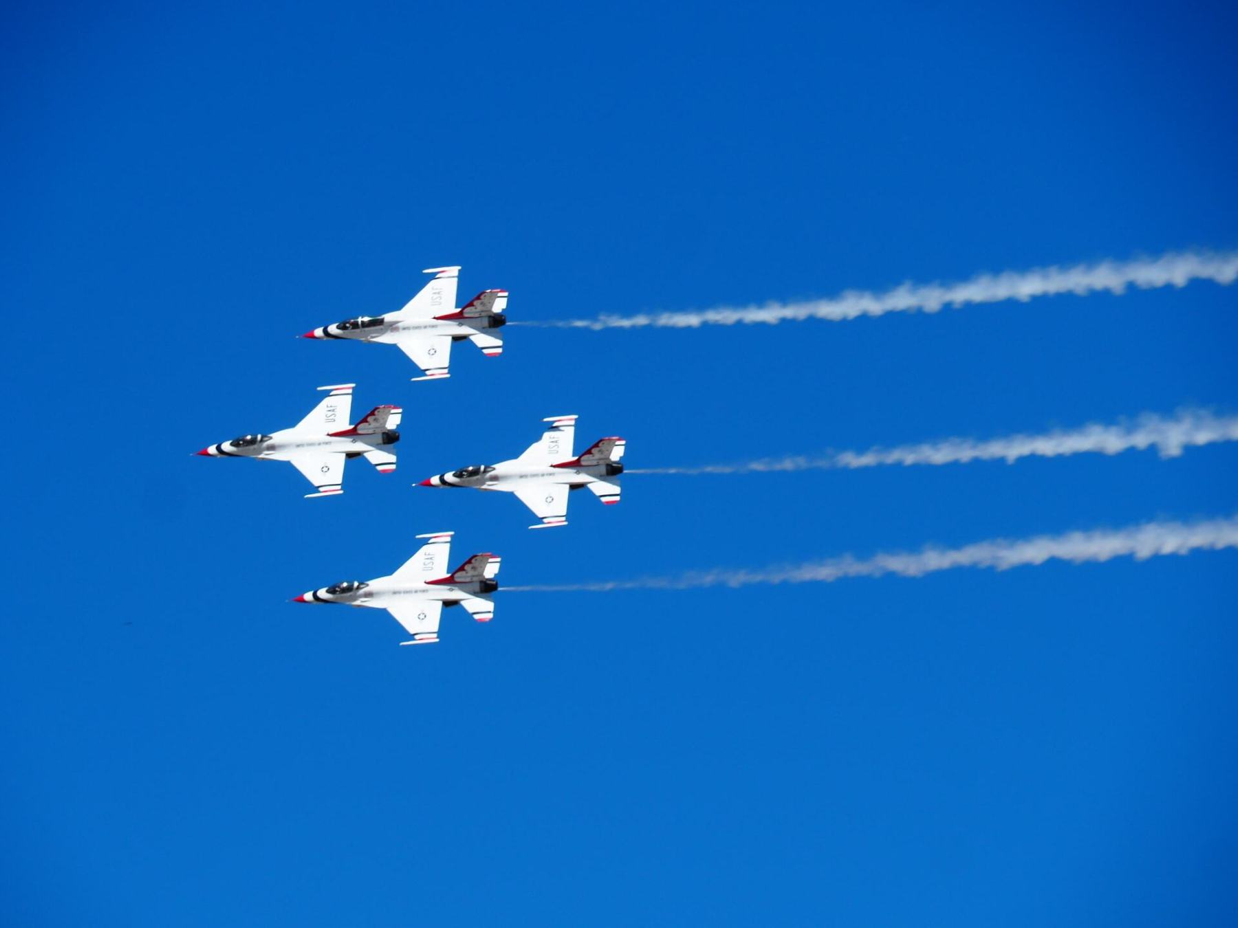United State Air Force Thunderbirds!