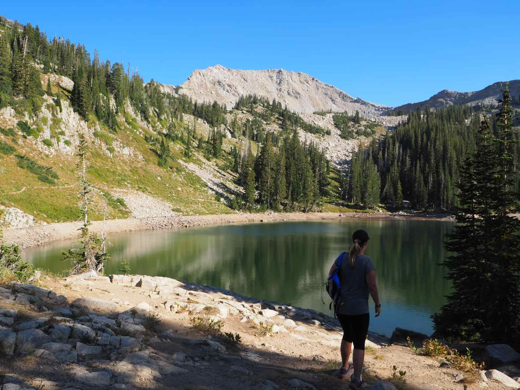Red Pine Lake Trail August 2016