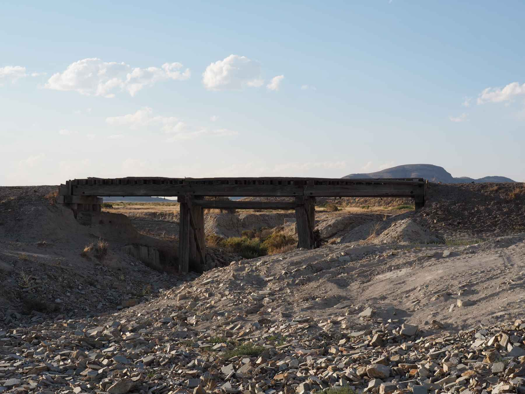 Driving the Transcontinental Railroad Backcountry Byway