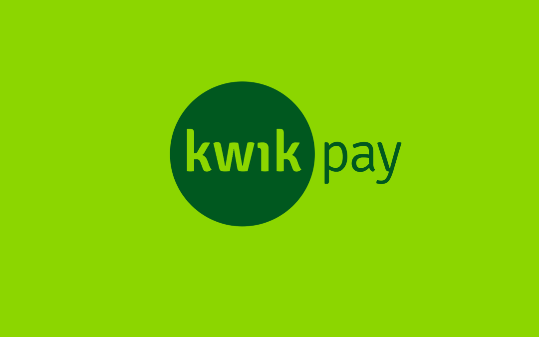 Payment processor brand identity and online campaign