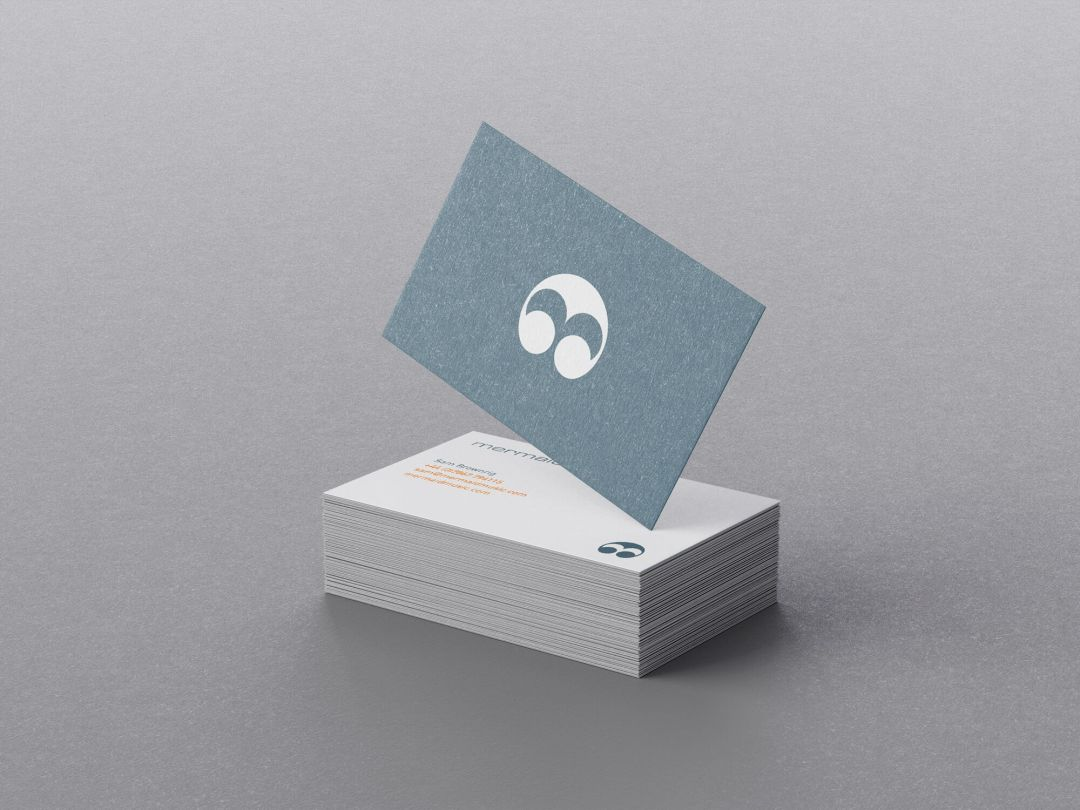 Business cards design double sided