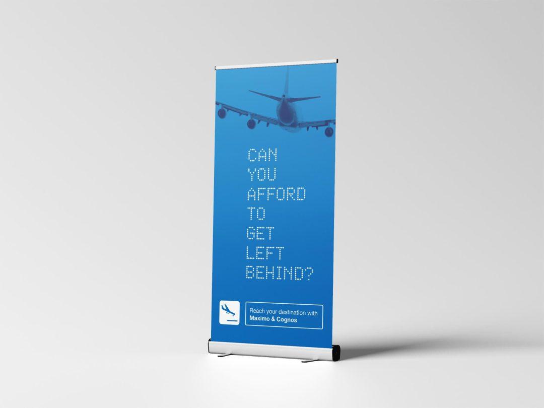 Creative campaign banner design