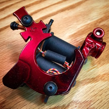 Timmy B Tattoo Machine