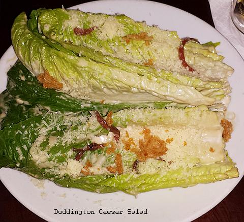 Doddington Caesar Salad