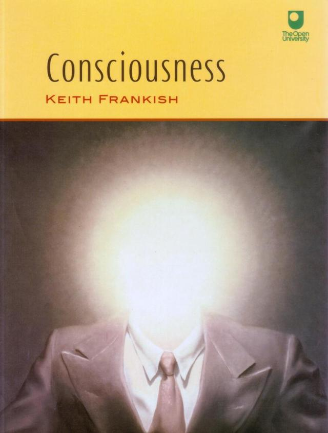 Consciousness front cover