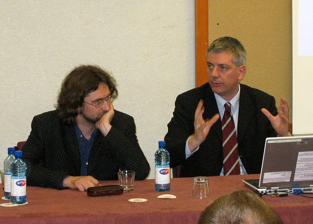 Pierre-Stanislas Grialou and Sacha Bourgeois-Gironde