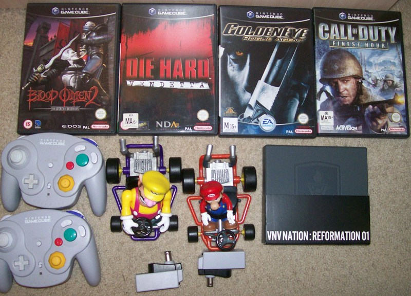 Wavebird Gamecube Controllers And Other Gamecube Games