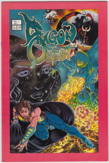 Image result for dragon quest #1 comic